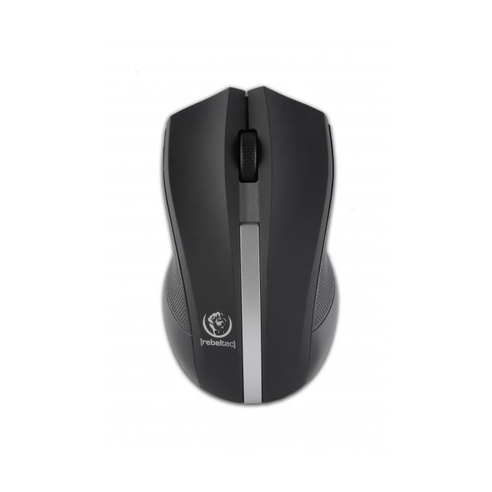 Bezdrátová myš Rebeltec Galaxy černá