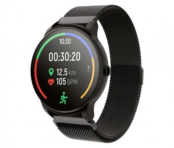 Chytré hodinky Forever ForeVive 2 SB-330 černé