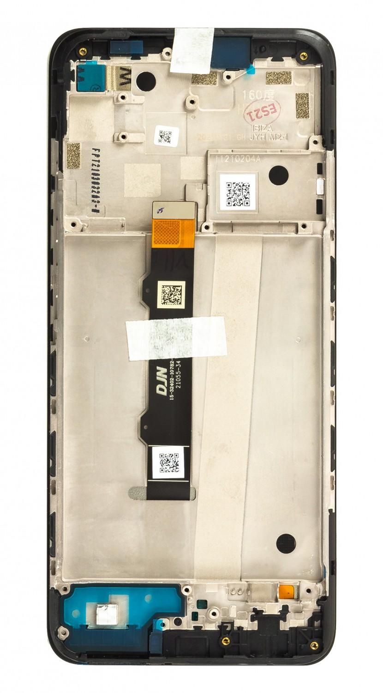Motorola G50 LCD Display + Dotyková Deska + Přední Kryt (Service Pack)