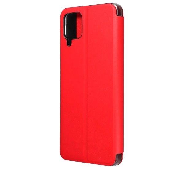 Pouzdro SMART VIEW pro Samsung S21 (SM-G991) červená