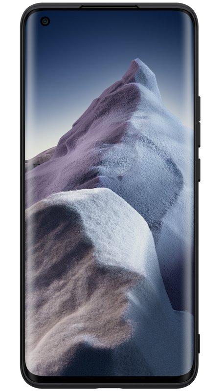 Zadní kryt Nillkin Textured Hard Case pro Xiaomi Mi 11 Ultra, černá