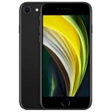Apple iPhone SE (2020) 128 GB Black CZ bez nabíječky a sluchátek