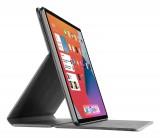 Flipové pouzdro se stojánkem Cellularline Folio pro Samsung Galaxy Tab S7+, černá