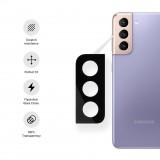 Ochranné sklo fotoaparátu FIXED pro Samsung Galaxy S21