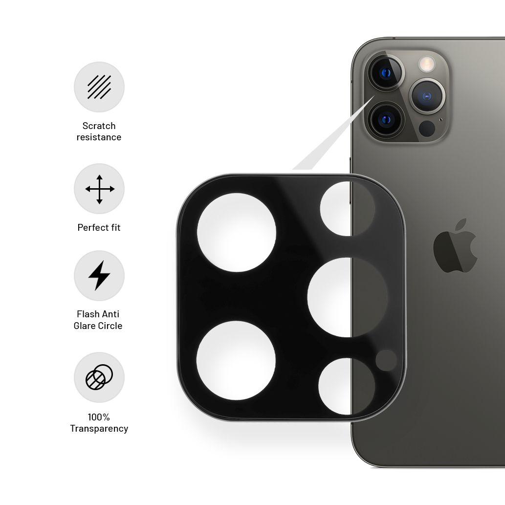Ochranné sklo fotoaparátu FIXED pro Apple iPhone 12 Pro