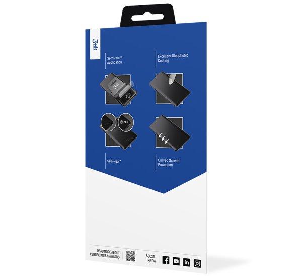 Ochranná fólie 3mk ARC+ pro POCO X3 Pro