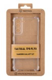 Tactical TPU Plyo Kryt pro Samsung Galaxy S21 Transparent