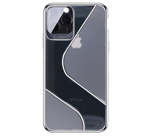 Zadní kryt Forcell S-CASE pro Huawei Y6p, čirá