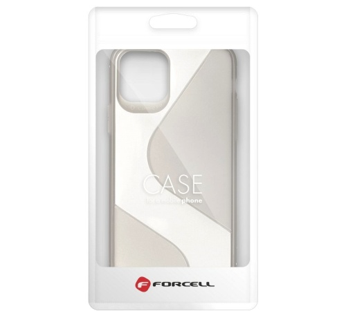 Zadní kryt Forcell S-CASE pro Huawei Y6p, tmavá