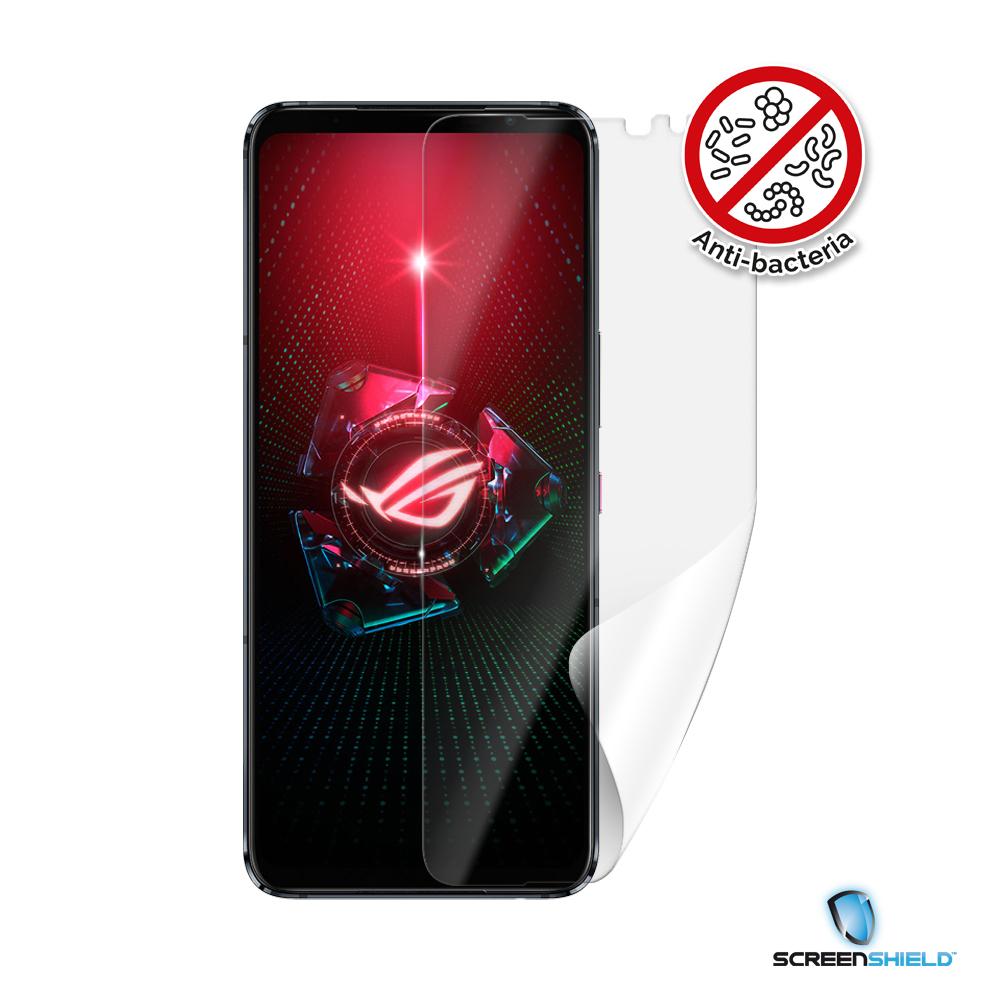 Ochranná fólie Screendshield Anti-Bacteria pro ASUS ROG Phone 5 ZS673KS
