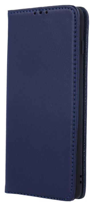 Luxusní kožené pouzdro Cu-Be pro Xiaomi Redmi 9T/Poco M3, námořnická modrá