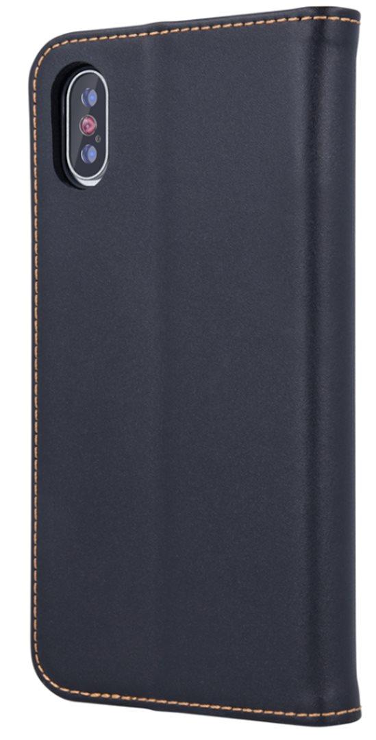 Luxusní kožené pouzdro Cu-Be Xiaomi Redmi 9T / Poco M3, černá