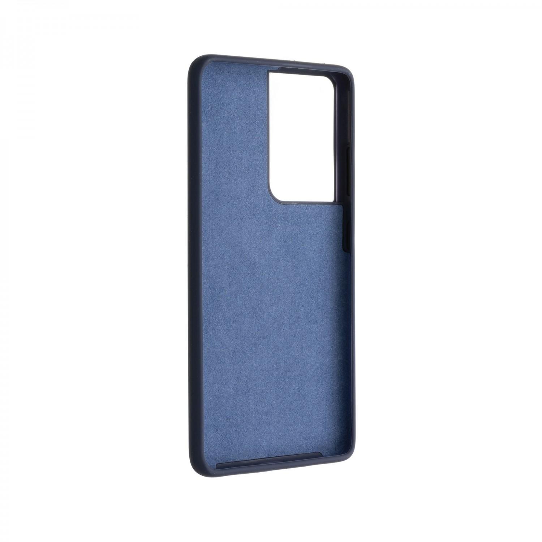 FIXED Flow zadní kryt pro Samsung Galaxy S21 Ultra, modrá