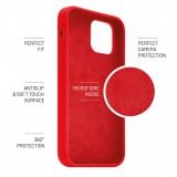 FIXED Flow zadní kryt pro Apple iPhone 7/8/SE (2020), červená