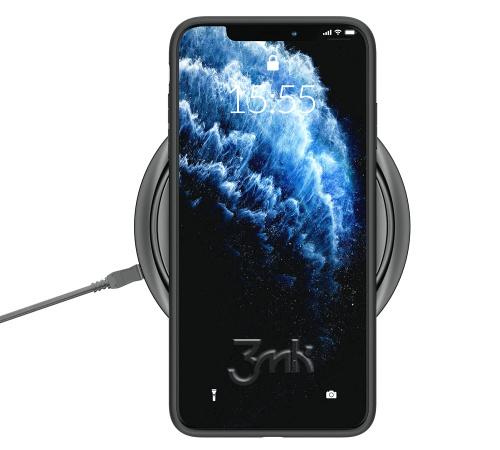 Ochranný kryt 3mk Matt Case pro Realme 8 Pro, černá