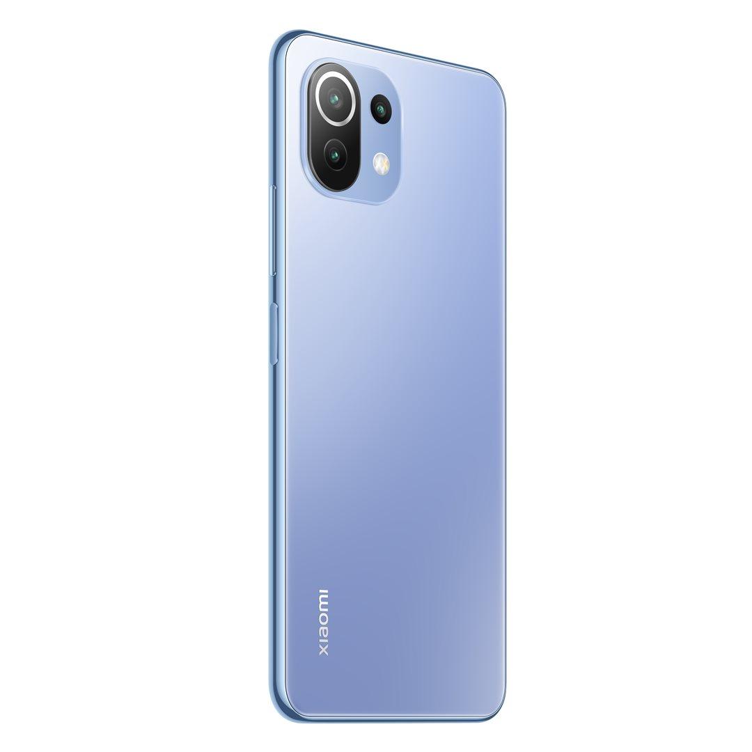 Xiaomi Mi 11 Lite 4G 6GB/128GB modrá