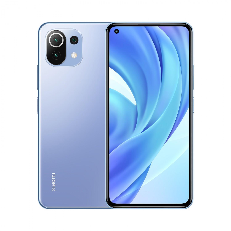 Xiaomi Mi 11 Lite 4G (6/128GB) modrá